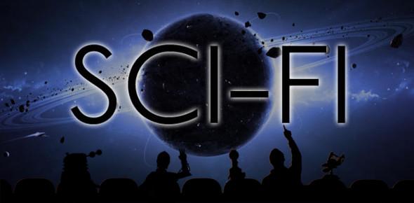 sci-fi promo photo