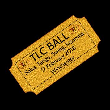 ticket ball 2018