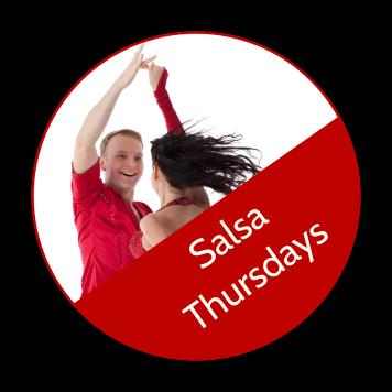 sub salsa thursdays