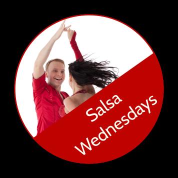 sub salsa wednesdays