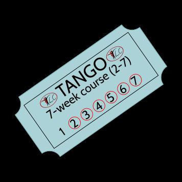 ticket tango L1 C2-7