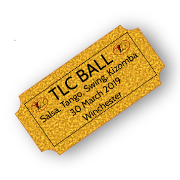 ticket ball 2019