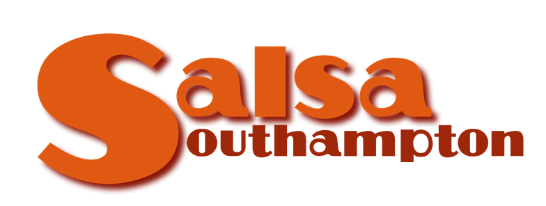Salsa Southampton logo3 orange shadow