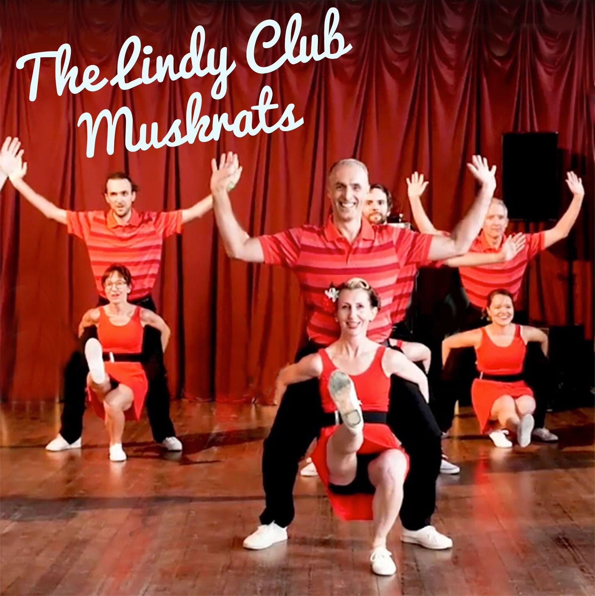 Lindy hop performers