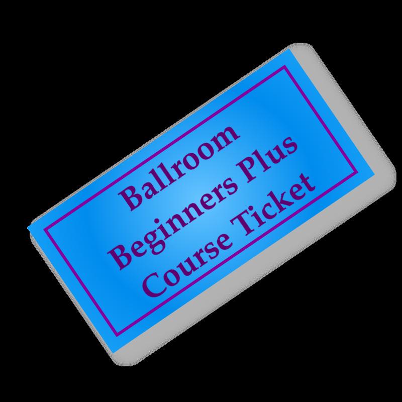 Ballroom Beginners Plus Ticket