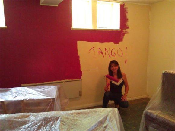 TLC studio refurbishment – 2013