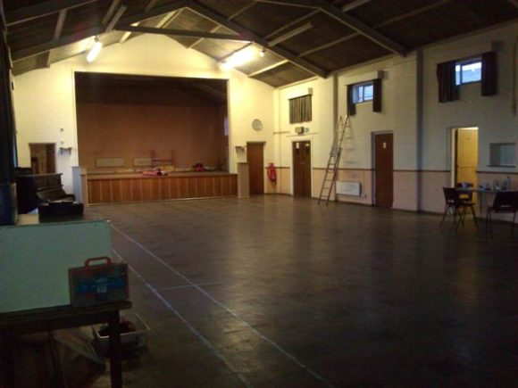 TLC studio refurbishment – 2013