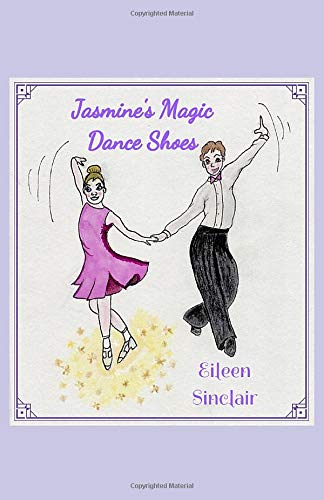 Jasmine's Magic Dance shoes