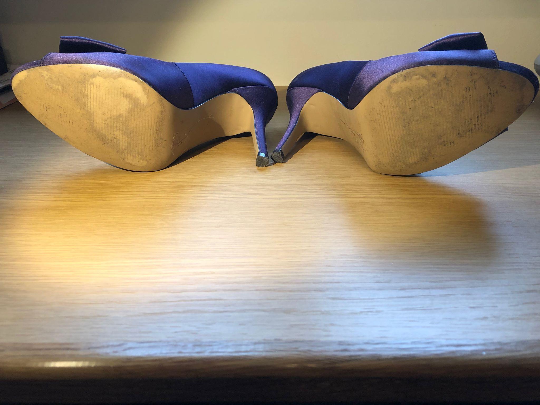 purple shoes 5