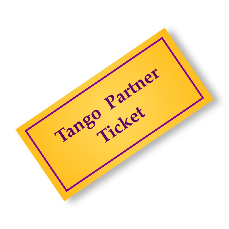 Tango Partner Ticket